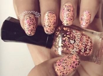 #nails #nail #fashion #style #cute #beauty #beautiful #instagood #pretty #girl #girls #stylish #sparkles #styles #gliter #nailart #art #opi #photooftheday #essie #unhas #preto #branco #rosa #love #shiny #nailpolish #nailswag  Follow me on Instagram :- nailart_by__nadine  Subscribe my YouTube channel - https://youtu.be/b-aRKU6UlXs