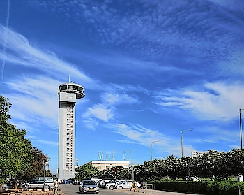 #wow #2018 #nice #photography #honor10 #featurethis #photoshoot #view #Bangalore #international #airport #niceview