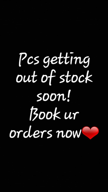 #outofstock #ordernow #prebooking #buynow #onlyonorder #happyshopping