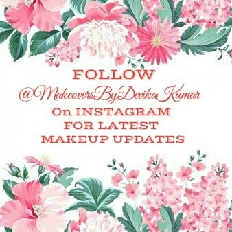 For Latest Makeup Updates , Enquiries & Bookings FOLLOW My Handle On INSTAGRAM & FACEBOOK ( Link In BIO ). #makeupartistindia #makeupartistdelhi #beautyinfluencer #muadelhi #roposoglam #roposo-makeupandfashiondiaries #follow4follow #likeforlike ✨😊💄