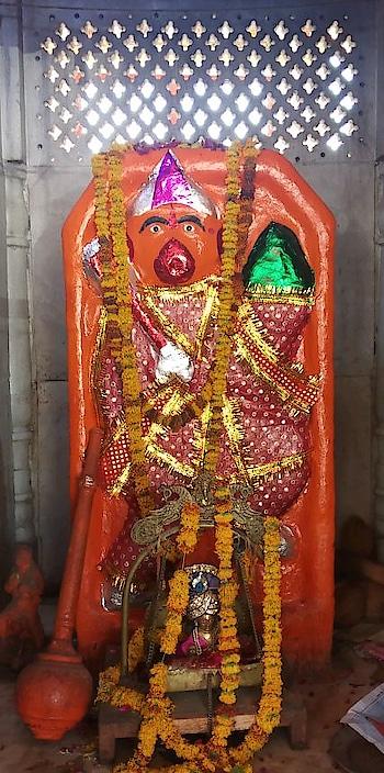 #bajrangbali #hanumanji 🙏🙏