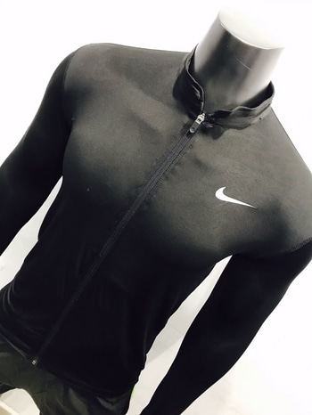 *Nike*  👉🏻 For Men💪 👉🏻 Fabric: Lycra 👉🏻 Features: Thumb Style  👉🏻 Sizes: M L Xl XXL 👉🏻 Rate: 750/- 👉🏻 Ship free  #bikes