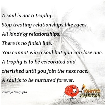 Race! #quoteoftheday #word #soul #thoughts #relationship #igers #writing #writers #quotesandsayings #lifequotes #goals #human #roposo #followme #ignitedcognition #facebook #instagram  #quotes