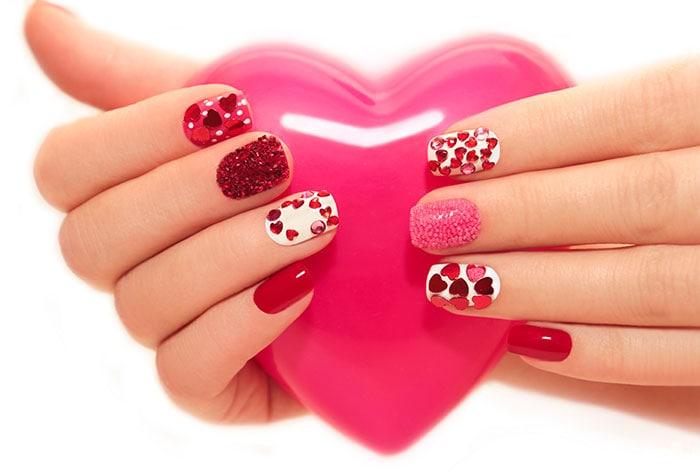 #Nailsart #simple #beautiful 👌