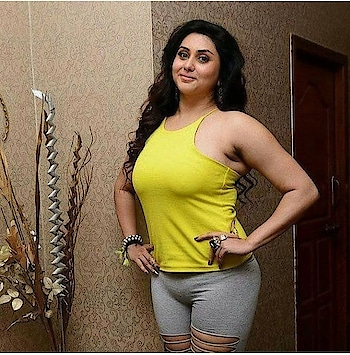 #namitha Nollywood