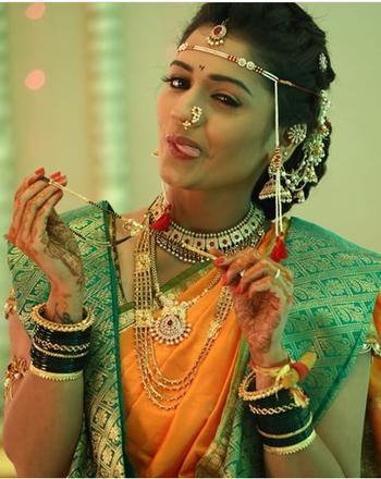 #bridesofindia #makeuplover