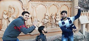#trip  #wintertime  #mathura  #vrindavan  #jaintemples