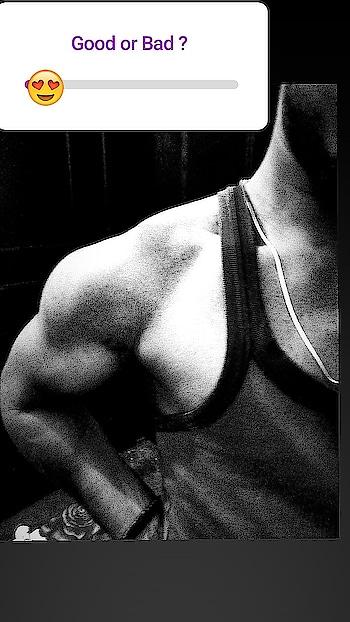 #fitness ##fitnessfreak #physique #bodybuilding #roposo #trending #gaining #loveness #nikelover #pumasneakers