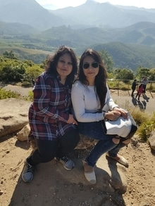 It is only because of you Mom, I am able to see this beautiful world #HappyBirthdayyMommy ❤ #MyLifeline 🍺