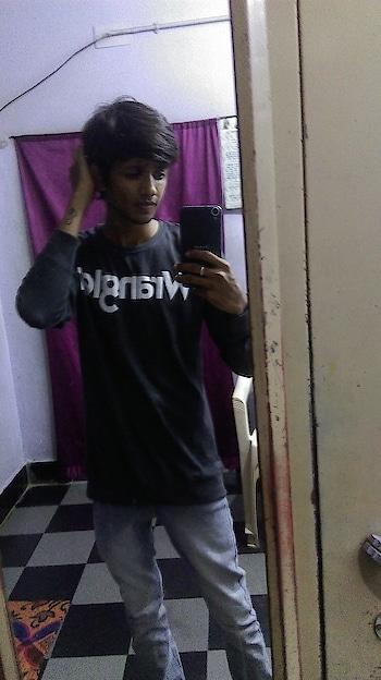 #manonrosopo #mirror #mirrorselfie #tattoo #tattoo-lover #ink #infinity #paw