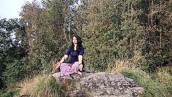 #yogini #photoshoot #naturelover #lovenature