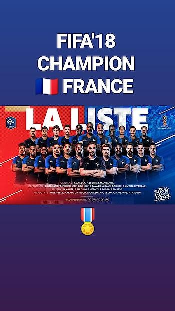 France 2019 Champions
