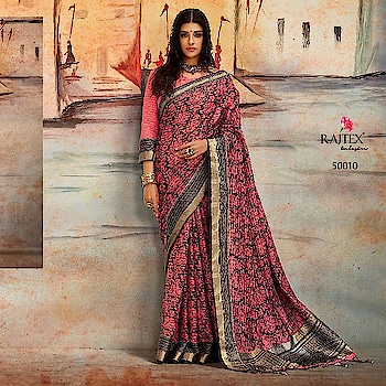 CATLOGUE -Karla Silk (Single Available) Now COD is also Available.😍 Buy Now : http://www.grabandpack.com/pink-colored-beautiful-nylon-printed-silk-branded-saree-karla-silk-gnp001441 Fabric Details - Nylon Silk Print  Contact us/whats app us on : +91 9898133588 or +91 7990485004 📱 🇮🇳 Free shipping only in India  💻Visit Now : www.grabandpack.com 📲For Our Daily Updates Ping us on Whatsapp +91 9898133588 Email Us : grabandpack@gmail.com ✉ Like us on Fb : http://facebook.com/grabandpack 👍 Follow us on instagram : http://instagram.com/grabandpack 👈 #summerwear #silk #saree #kanivaram #south #kerala #chennai #india #printed #discount #embroidered #designersaree #getnow #girlslove #indianwear #traditional #silk #cotton #summer #instastyle #Aura #rajtex #karlasilk #bollywoodstyle #desilove #lovebollywood #specialoffer #grabit #girlslovetoshop