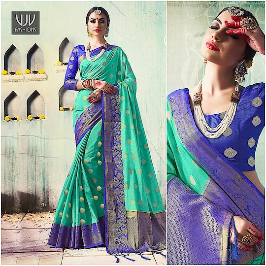 Buy Now @ https://goo.gl/XZiX6W  Stunning Aqua Blue Art Silk Half N Half Designer Saree  Fabric- Fancy Fabric, Silk  Product No 👉 VJV-KIAN5013  @ www.vjvfashions.com  #saree #sarees #indianwear #indianwedding #fashion #fashions #trends #cultures #india #instagood #weddingwear #designer #ethnics #clothes #glamorous #indian #beautifulsaree #beautiful #lehengasaree #lehenga #indiansaree #vjvfashions #pretty #celebrity #bridal #sari #style #stylish #bollywood #vjvfashions