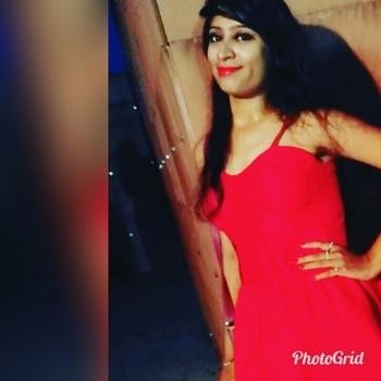 #red #dress #fashionblogger #redlove #roposotalenthunt #voteforme