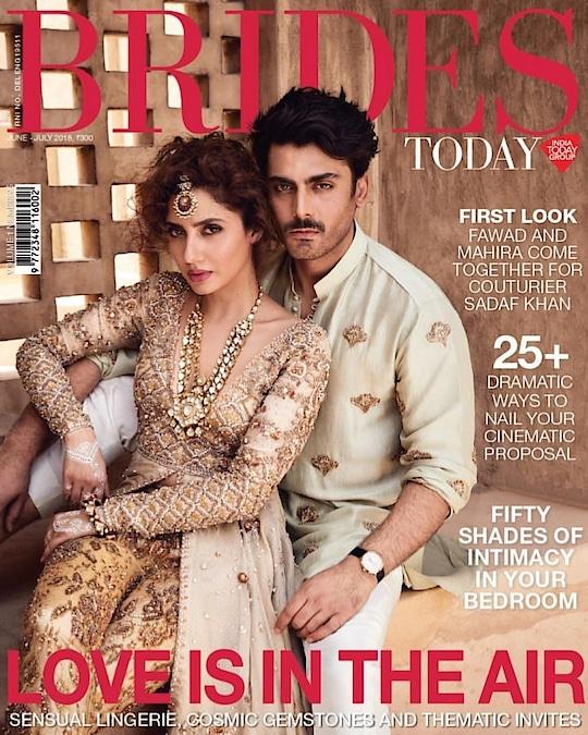 #fawad #mahira #stunningcouple #myhearthrob #captured