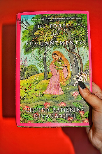 The Ramayana is one story we're all well versed with. But The Forest of Enchantments tells the tale from the point of view of Sita and all other female characters. It is powerful and poignant. Read the full review- direct link in bio! . . . #mdblogs  #ramayana  #sita  #bookblogger  #bookreview  #chandigarhbookblogger  #mumbaibookblogger  #bookstagram  #tbr  #creatorshala  #chandigarh  #feminist  #feminism