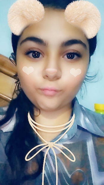 Isn't it cute... 😊 #beauty #cutieee #bhakti #roposo #roposoaddict #ropo-style #ropo-beauty #ropo-girl #ropo-post #ropo-fashion #ropofilter