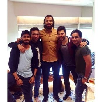 with #maharaja