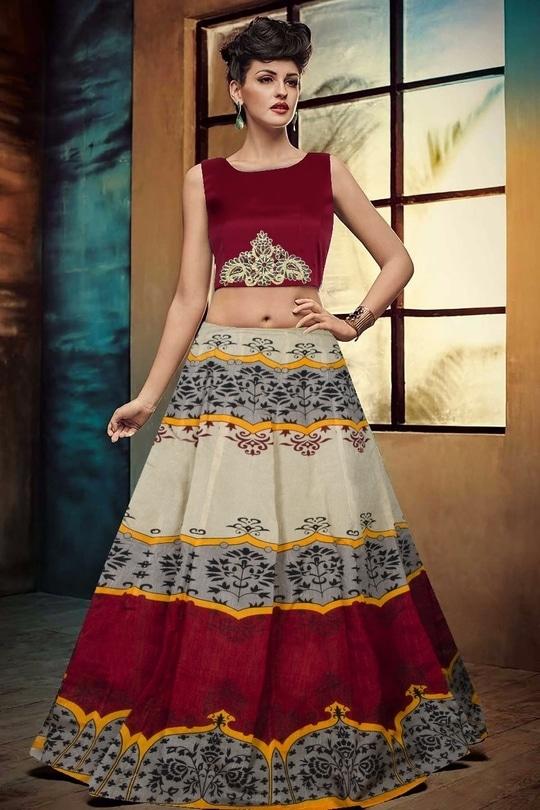 Rs.549 Fabric: Banglory Silk