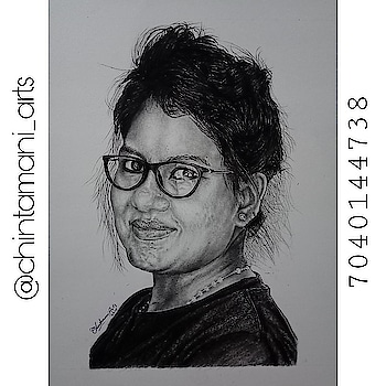 Follow @chintamanikhilare_artes @chintamani_arts Surprise Your Loved One With A Customised #sketch #portrait 💗✏️💗 Perfect Gift Your Partner😎 Order Your Sketch Now, @ Cheapest Rates Direct Message Us For Inquires Contact Number:~7040144738 chintamanikhilare1996@gmail.com  #art #artist  #artistic #artists #arte #artlovers #instaartoftheday #myart #artwork #illustration #graphicdesign #artstagram #color #bestartfeatures #instaart  #snypechat #painting #art_community #paintings #watercolor #watercolour #ink #creative #sketch #sketchoftheday #pencil #artistsofinstagram #artistsoninstagram #chintamani_arts