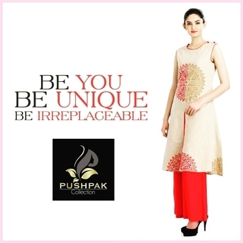 It's Always Good To Keep Your Style Unique From Others. Stay Trendy, Stay Classy & Stay Unique With Pushpak Collection  Visit www.pushpakcollection.com  Shop Our New Arrivals. Visit our Shop :  50, Janki Nagar Main, Near Jain Sthanak, Navlakha,  Indore (452001) +919425052565  #ChoiceOfTheDay #LookOfTheDay #Ethnic #EthnicLook #Fashion #ElegantKurtis #EthnicWear #NewCollection #Attire #TraditionalWear #NewArrival #LatestCollection #CottonKurti #ladiesKurti #Kurti #Kurta #DesignerKurti #Indore #UniqueStyle #Kurtis #KurtiWithPaint #RoyalCollection #PushpakCollection #RedKurti #EmbroideredKurti #Trendy #Classy #Unique #Gorgeous