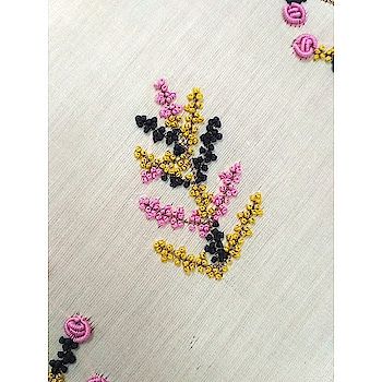 Spring summer 2019 💞 Love for handmade at #label #bhavnachhabria . . . . . #pret #readytowear #summerlove #handcrafted #handmade #handmadeisluxury #creativebiz #creativepreneur #instagood #instalike #instafashion #indianart #indiancraft #workinprogress #sustainablefashion #pastels #bengalurudesigner #bengalurudiaries #lovewhatido #madewithlove #celebstyle #itsinthedetails #frenchknot #designerdiaries #roposo #roposofashion #roposolove