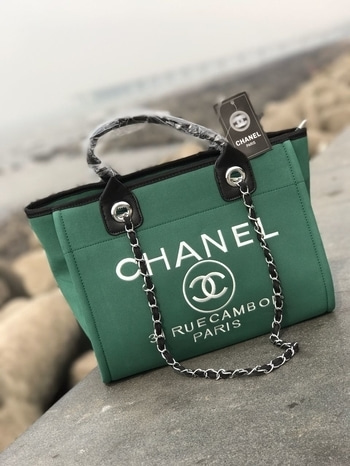 Chanel Bags At Rs.2100 Only.. Hurry up only 4 colours left.. Grab it soon.. Order on 9920623235