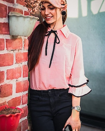 @shimoli11 looking drop dead gorgeous in our Bell Sleeved peach top❤️❤️ .  #thedrystate #ootd #instafashion #ootn #fashionblogger #casual #casualchic #classy #teeshirt #top #fashionista #fashionAvailable @flipkart @myntra @amazonfashionin @paytm @mrvoonik @snapdeal #exclusive #myntra #t-shirt #casuals #fashion #style #lifestyle #lifestyleblogger #blogger #followforfollow #like4like #like4follow #tees #westerwear #streetwear #indianfashionblogger #mumbaifashionblogger