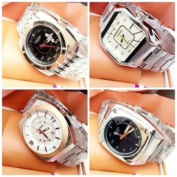 DIESEL Watches @ ₹ 999 Including Free Shipping #Day & Date Working #BraNd Name on Back & Lock #5A Cell Operated TreNdzFz BC