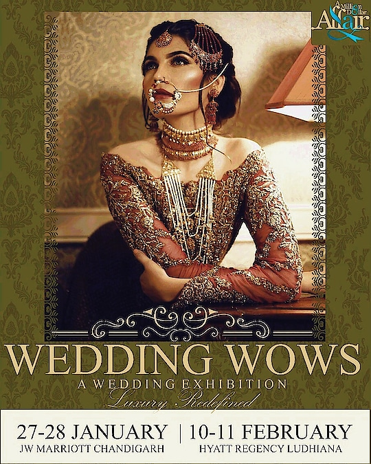 #choreography #bridal-fashion-designer #bridal-jewellery #footwearlove #jewellerydesign #weddingmakeup #fashiondress #fashionblogeer #jwmarriott #chandigarhdiaries #panchkula #chandigarhfashionblogger #mohalifashion #exhibitiondiaries #lifestyle exhibition #bridal-fashion-designer #weddingwows #january #shoppingbags #women-branded-shopping