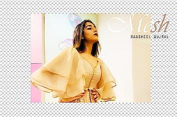 #meshbynityabajaj on #mansheelgujral @mansheelgujral  Styled by @mitikashah  #mesh #autumnwinterfestive2018  #labelnityabajaj #NityaBajaj