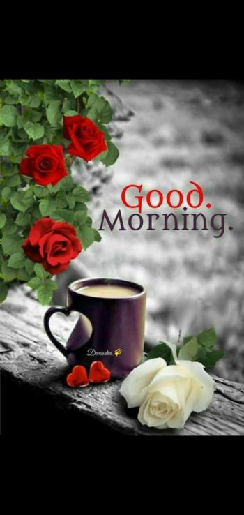 #Good_morning