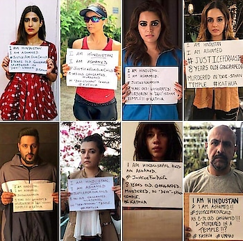 Not ONE of these hypocrites remembered they are #Hindusthan today when 3 year old Twinkle Sharma got brutally raped and murdered by Mohammed Zahid. No placards, no protests, not even a lowly tweet. Sick hypocrites. #shefali  #vaidya