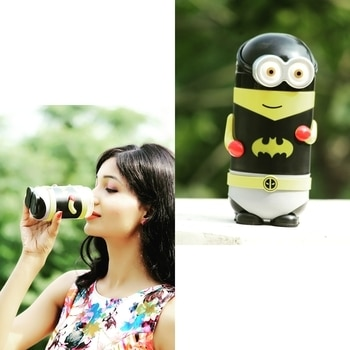 Hey igrs Hope you all are doing well.. 😊  Got this minion bottle from @flintstop  Isn't so cute 😍😍😍😍 If you want to make it urs then follow . . . @flintstop  @flintstop  @flintstop . . . #indianblogger #parentingblogger #fashionbloggers  #newfashionblogger #styleinspiration #stylechat #ontrend #trend #blogger  #fashionchat #fashiongram  #phonecase #pictureoftheday  #bestoftheday #outfitoftheday #hotd #haircut #mobilecases