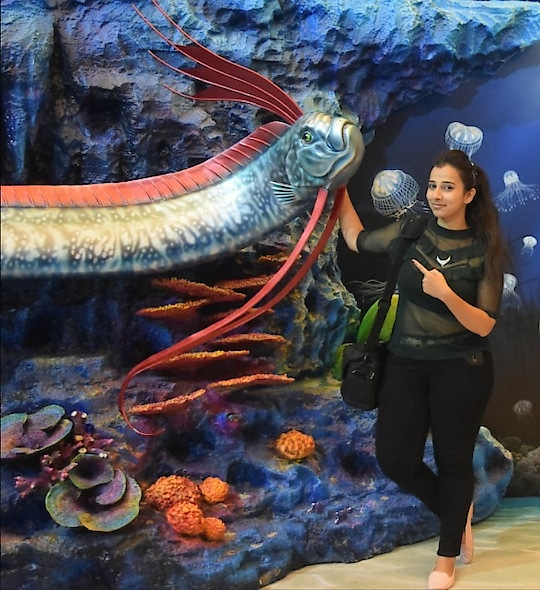And I wished I could have him as my pet..😝 #thailanddiaries #aquarium