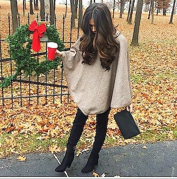 winter outfit idea  #winter-style #winterlookbook #winteroutfit