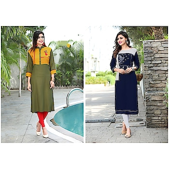 Rayon embroidery long length kurti in size M Combo offer 1250/- . .#sodelhi#delhifashion#kurti#women#picoftheday#party#wedding#fashionblogger#look#summer#stylish#indianfashion##anashthelabel##fashion#delhiuniversity#girls#girlsfashion#india#instafashion#sale#musthave#rayon#yahoo#buy#awesome#offer