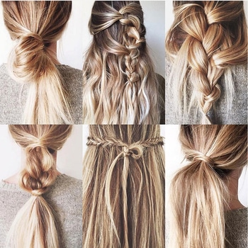 Hairstyles Tips 😍👸