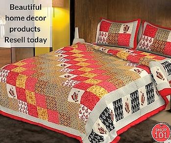 Download: http://bit.ly/2D12b3g  #homedecor #bedsheets #cotton bedsheets #beautiful bedsheet #shop101 #sellonline #business #businesswoman #businessman #workfromhome #onlinebusiness #fashion #thebazaar