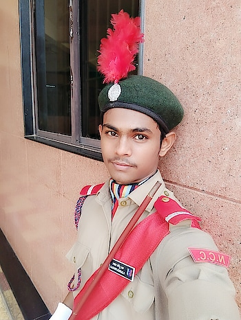 #roposo #luv-roposo #ncccadets #ncc #pride #prideindia #indian #national #services #roposo-style #gabru_channel #captured #btech #btechlife