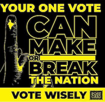 #votingday  #votenow