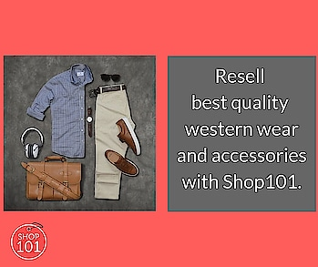 Resell with Shop101 and select best Quality western wear and accessories. Download : http://bit.ly/2D12b3g #reselling #online-shopping #thebazaar #westernwear #accessoreries #accessoriesoftheday #online #onlinestore