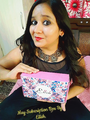 May Subscription Box by @_ellish__ 😍😍 . . In This Box You Recieve Exclusive Limited Edition and Newly Launched Products Worth Rs 1700+ at just Rs 399 Only!! 😎😎 Ellish May Subscription Box Products are :- . ->@fuschiavkare Mulberry Face Wash. . ->@svaninc007 Limited Edition Emoji Soap. . ->@cape_of_good_soap Green Tease Matcha.  and Wine Body Sorbet . ->@mifashion_official Crackle Nail Art (3 pcs set). . ->Comfura Underarm Pads Absolutely Free . . Complete Review And Unboxing Video On My Blog. . .  #blogger #fashionblogger #beautyblogger #subscriptionbox  #lifestyleblogger#nailart #nailpolish #love #delhiblogger #ghaziabadBlogger #delhincr #productreview