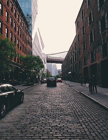 Clicked by my best friend. Edited by me. #photographs #brooklyn