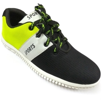 These shoes are Xedo brand shoes which are made up of fabric material with PU sole material. These shoes are very light weight and comfortable IPL sports shoes in Blue black and neon colour.