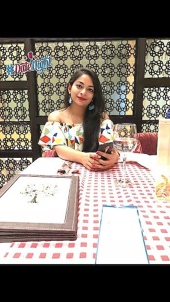 Date Night . #lookgoodfeelgood #missamore #missamoreclothing #ootd #roposotalks #roposostar #roposocontest #About last night #celebrations #wow  #fashionquotient  #captured #beats #punjabiway #trending #roposostar #traveldiaries #musafir #digi #rangoli  #soroposo #roposocontests #roposostars #beats #aboutlastnight #flimistaan