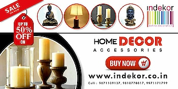 Give your home.. TRENDY n Brighter luk with these amazing HOME DECOR ACCESSORIES at the BEST PRICES 🛒🛍 Shop now at http://indekor.co.in/   #homedecor  #wintersale  #indekor #accessoriesaddict #mural #artifact #buddha #freeshipping #lowprice #lowpriceshops #onlinestore #onlineshopping #sale #bestbuy #musthave #decor #decorative #shopnow #ropososhop #roposo