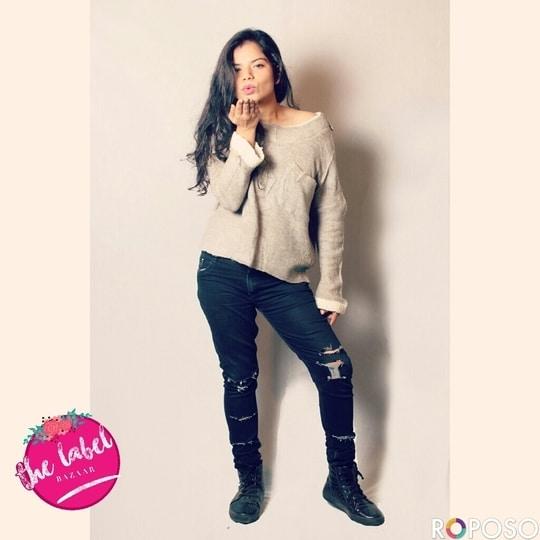#thelabelbazaar #soroposo #roposolove #goodies #westernwear #casualwear #contestalert #tlb#roposodesignbox #boots #ruggedjeans #dropshouldersweater