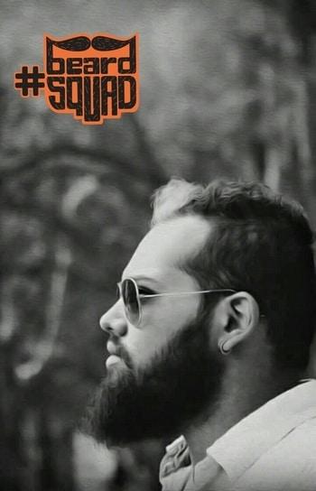 #MyFirstPost #SoRoposo #MenOnRoposo #beardsquad